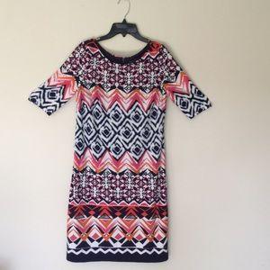 Vince Camuto NWOT Silky Short Sleeve Dress